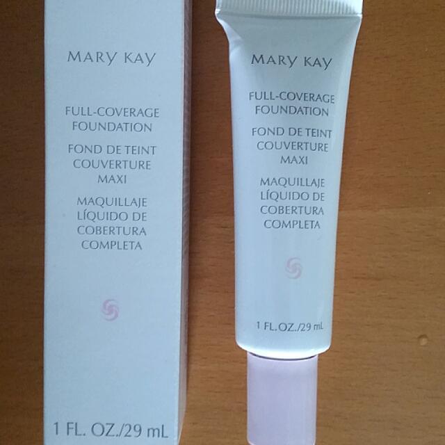 Mary Kay Liquid Foundation