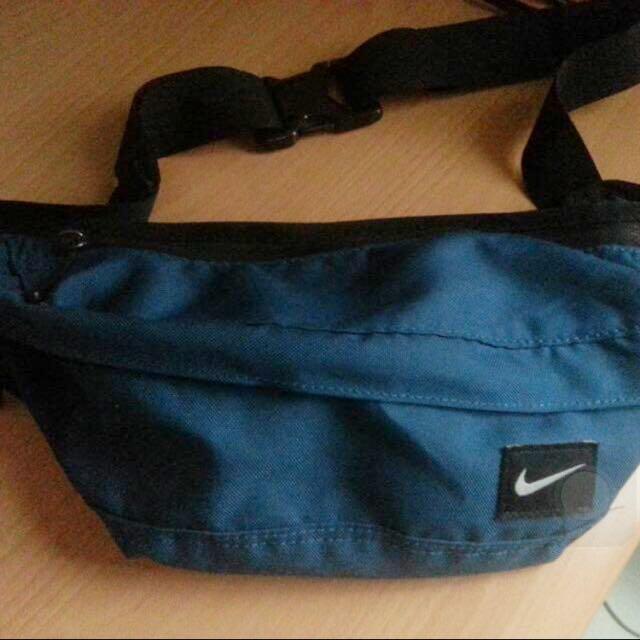 Nike腰包 (待匯款)