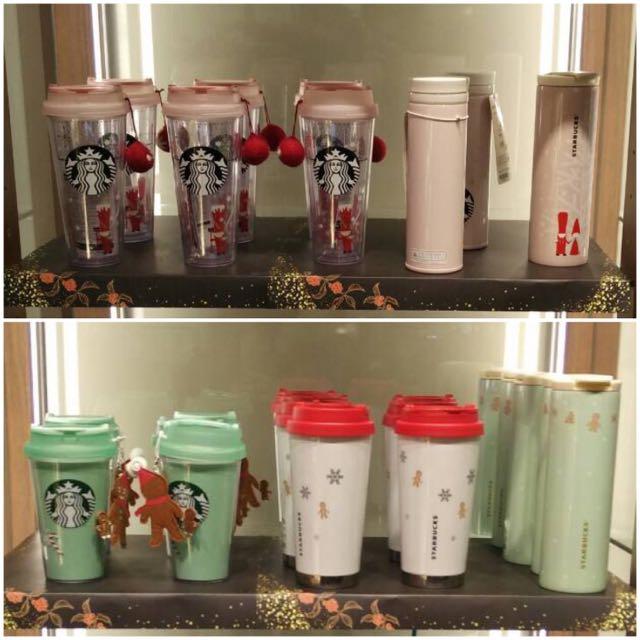 b513807bcb5 All Reserved] Korea Starbucks 2015 Christmas 🎄 Tumblers, Women's ...