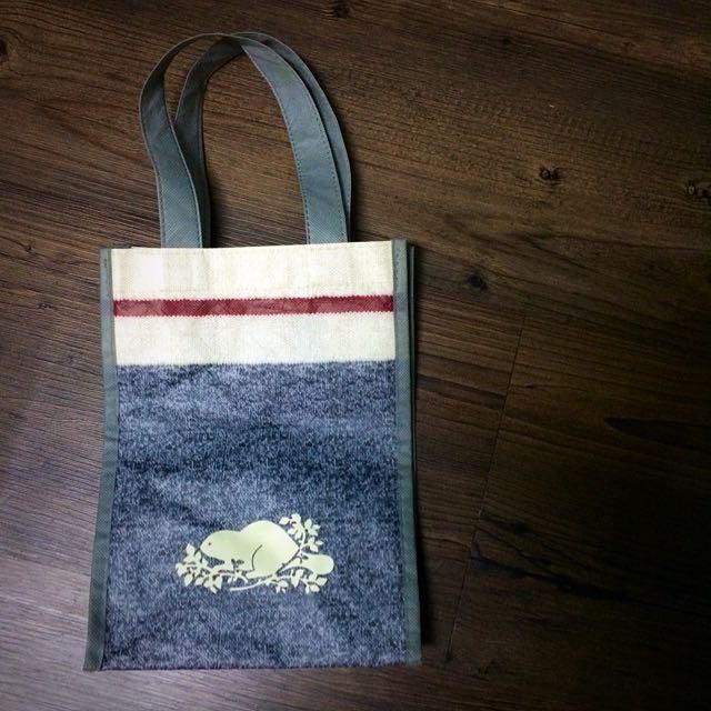 Roots 防水 環保 手提袋