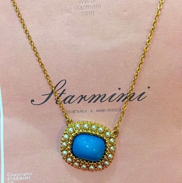 Starmimi 絕美珍珠項鍊