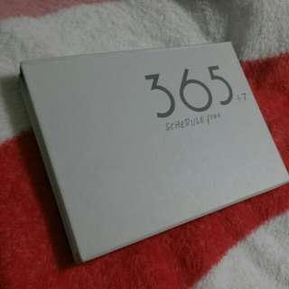 365 自由規劃 週期表