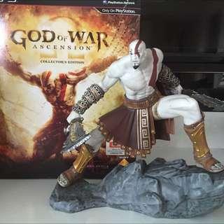 God Of War Ascension Collectors Figurine
