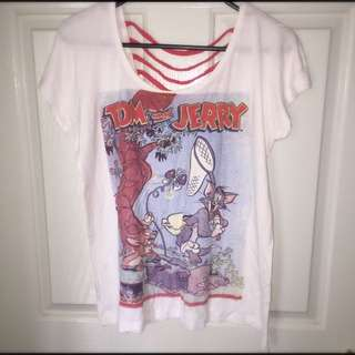 """""""Tom and Jerry"""" Shirt"""