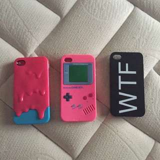 COOL IPHONE 4 PHONE CASES