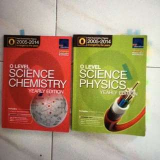 OLEVEL SCIENCE YEARLY TYS