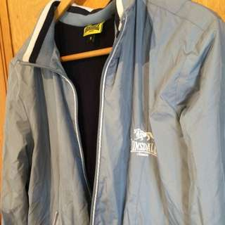 Lonsdale Sports Jacket Comfortable Size Small