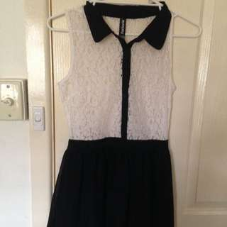 Size small factorie dress