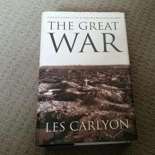 The Great War - Les Carlyon