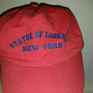 Statue Of Liberty New York Cap