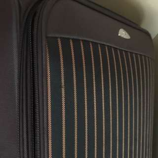 Soft Top Polo Suitcase