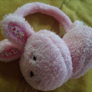🎉兔兔 保暖 耳罩🎉