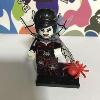 Lady Vampire Lego Minifigure 14