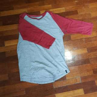 Cotton On Raglan Shirt