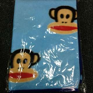 大嘴猴刷毛毯(全新免運超取)