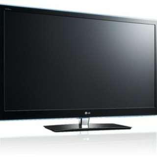 """Preloved 55"""" LG smart 3D TV"""