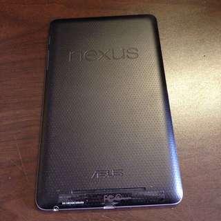Google Nexus7 Wifi版 16G