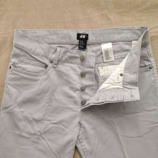 H&M Gray Jeans