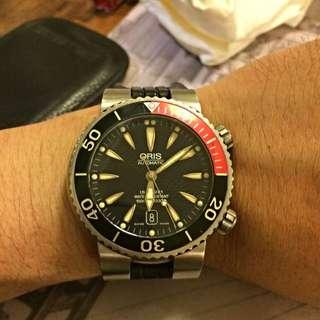ORIS 潛水錶 ISO2281