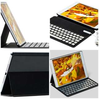 Brand New Ipad Air Slim ABS High Quality PU Leather Slim Fit Bluetooth Keyboard and Case/Cover. 3MM Thickness Only !!
