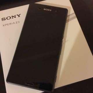 SONY Z3 D6653 九成新(待匯款)
