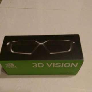 Nvidia 3D 眼鏡