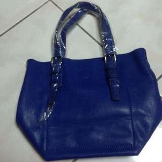 Net寶藍色兩用包