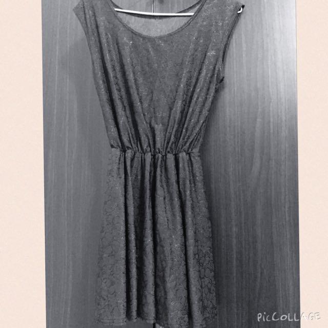 黑色二手洋裝