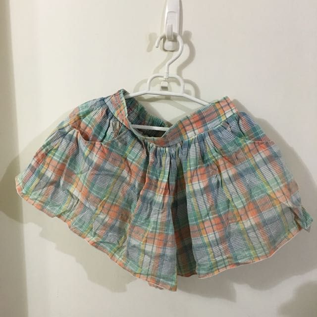 ✌️格紋褲裙✌️