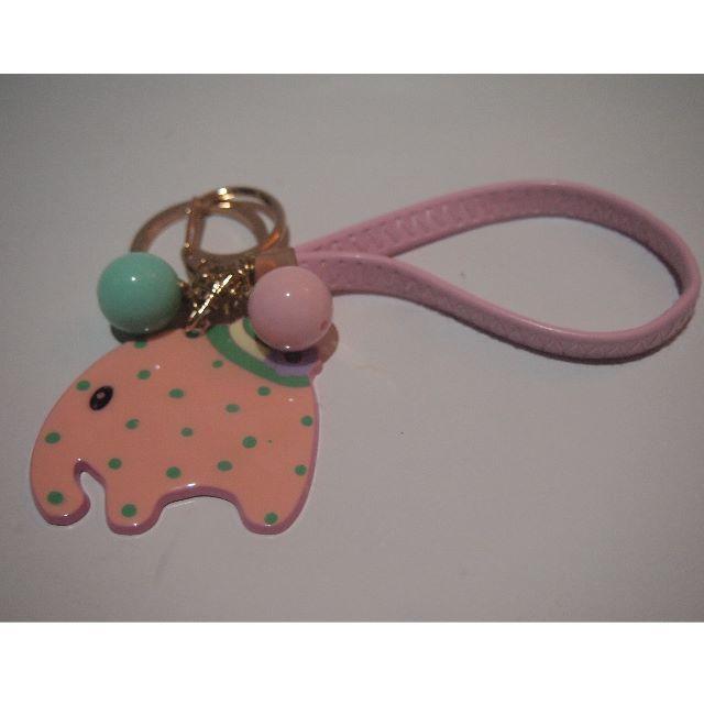 泰國進口<精品>大象吊飾.鑰匙圈.背包飾品.手機小吊飾.隨身配件飾品