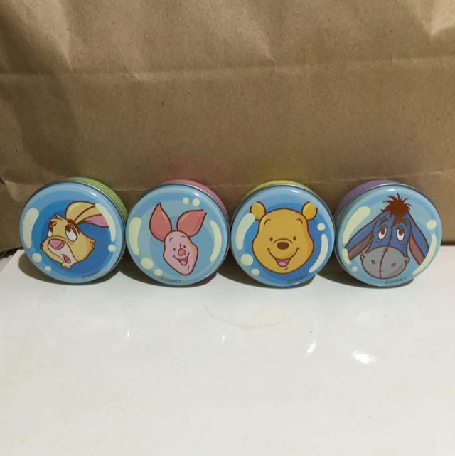 日本迪士尼 小空罐