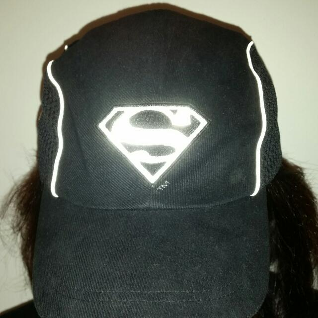 Adult Superman Movie World Cap