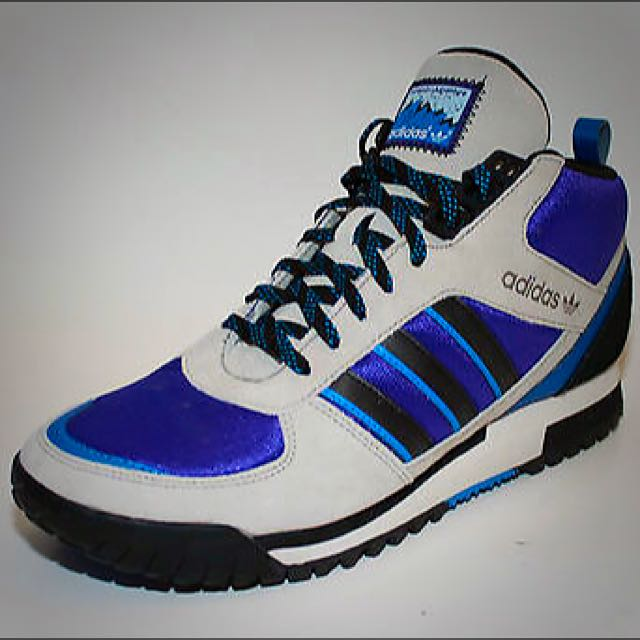 many styles classic fit detailed pictures BN Adidas Originals ZX TR Mid Trail Outdoor Shoes Boots Grey ...