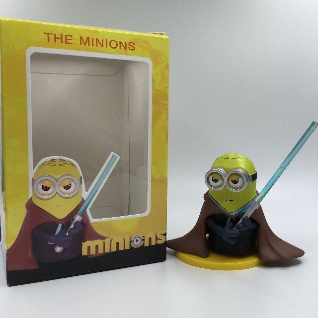 Bnib Minion Jedi Star Wars Figurine Toys Games On Carousell