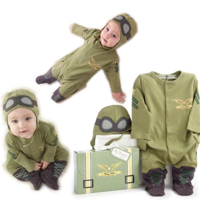 photo photo photo  sc 1 st  Carousell & Baby Pilot Costume Romper Babies u0026 Kids on Carousell
