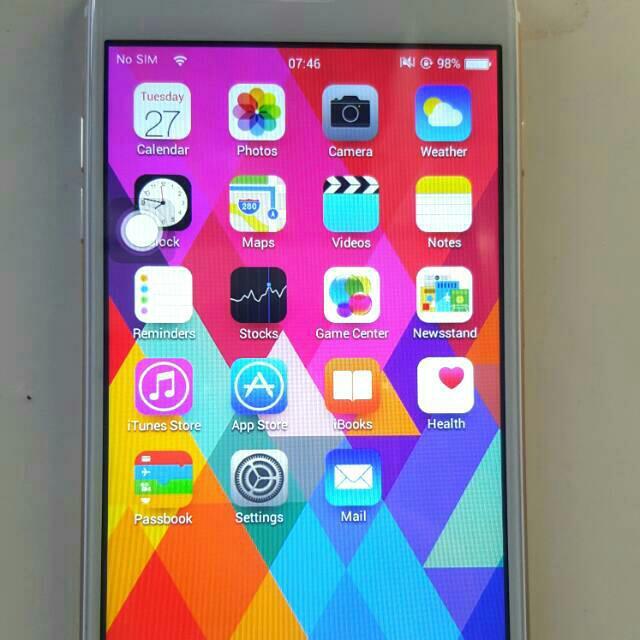 Iphone 6plus Gold Korean AAA Grade, Electronics on Carousell