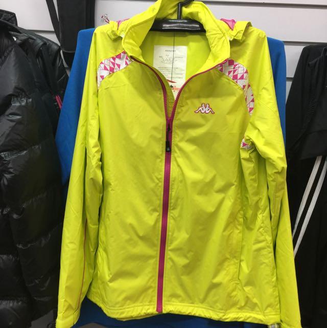 ✨欣欣運動用品✨KAPPA 防水透濕雙層風衣外套