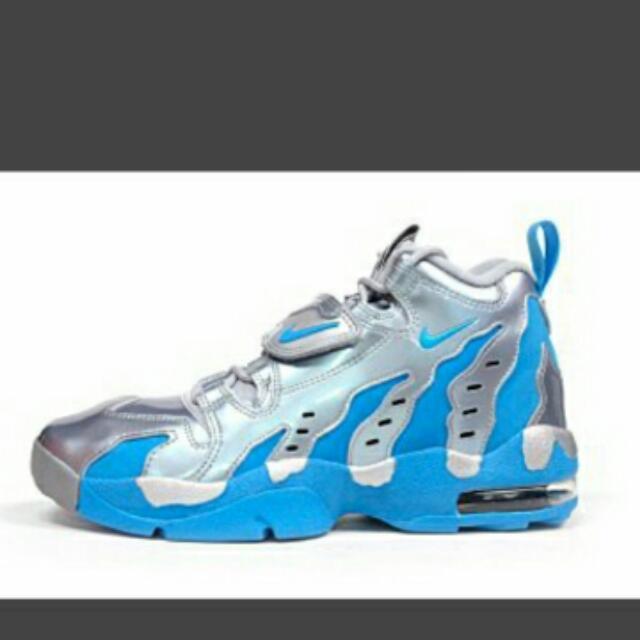 Nike Air max DT96 銀水藍配色