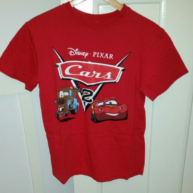 Official Cars Movie T-shirt