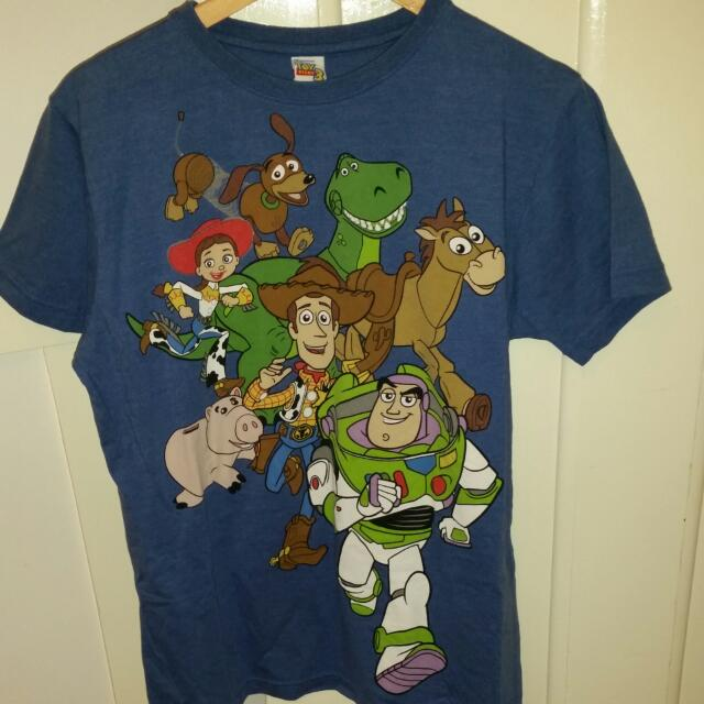 Official Toy Story 3 T-shirt