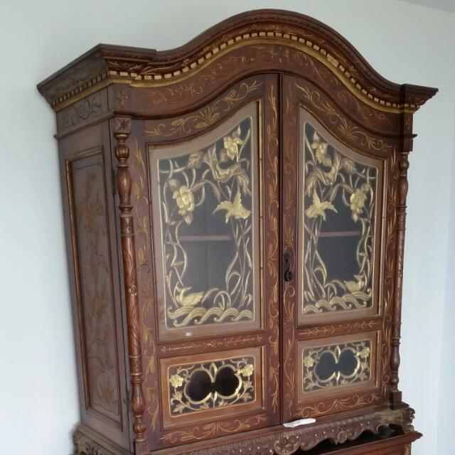 - Repair Old Antique Chair Or Cabinet, Furniture On Carousell