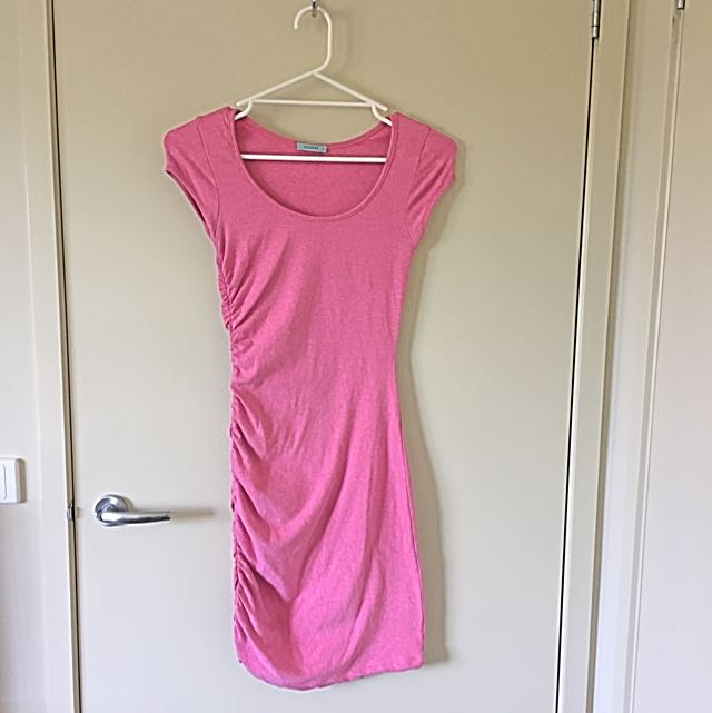 Kookai Pink Dress - Size 1.