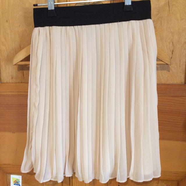 Sweet Cream Floaty Skirt Maxim Size 8