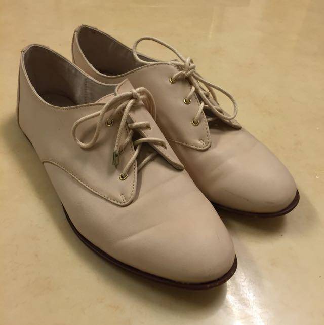 Zara 38號牛津鞋
