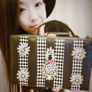 香港設計師品牌水鑽包包