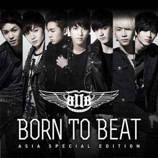 Born to Beat BTOB 1st album