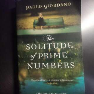 Solitude Of Prime Numbers By Paolo Giordano