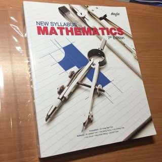 Mathematics Secondary 1 Textbook