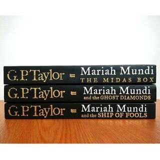 Mariah Mundi Trilogy (G. P. Taylor)