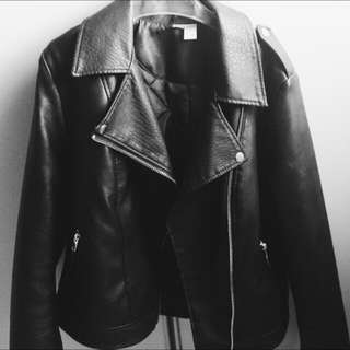 F21 Exclusive Leather Jacket